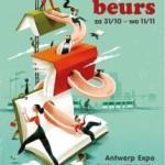 Linda Jansen signeersessie Boekenbeurs Antwerpen roman Onder Water